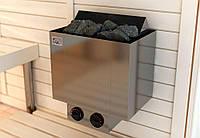 Электрическая печь каменка для бани Sawo nordex NRX45NBB
