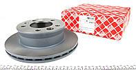 Тормозной диск передний Sprinter(901-904) 95-06 + VWLT(28-35/28-46)-96->FEBI BILSTEIN-07517-Германия