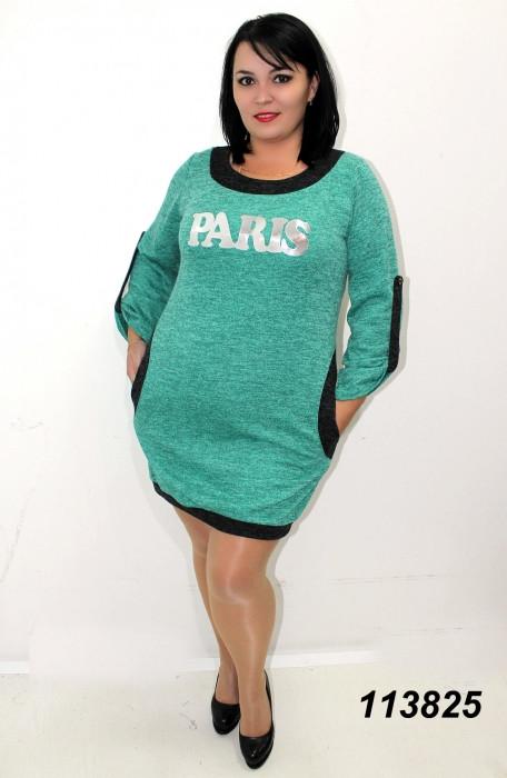 Платье туника 52 размер