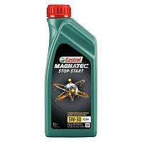 Моторное масло CASTROL MAGNATEC STOP-START 5W-30 A3/B4, 1L, Великобритания