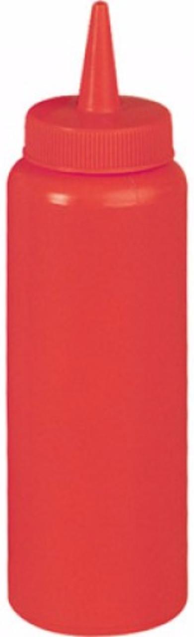 Диспенсер 350 мл. для соусов и сиропов (красный) EMPIRE М-7079
