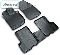 Коврики в салон Hyundai Elantra (ТАГАЗ) (08-) серые полиуретановые