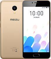 Смартфон Meizu M5c 16Gb Gold (Официальная украинская версия)