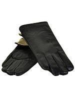 Кожаная мужская перчатка