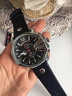 Водонепроницаемые часы с широким браслетом