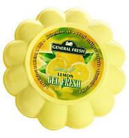 Гелевый освежитель воздуха  General Fresh лимон