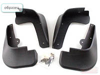 Брызговики Geely  MK2  hb  (09-) /задние (комплект - 2 шт)