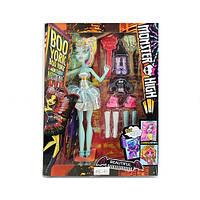 Кукла Monster High Монстр Хай MG-9C: 26см, расческа + обувь + зеркало (шарнирная)
