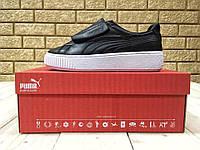 Puma Basket Platform Strap W