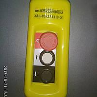 XAL-B3-2713, тельферный кнопочный пост с влагозащитой IP65.XAL-B3-2713, Пост кнопковий  XAL-B3-2713