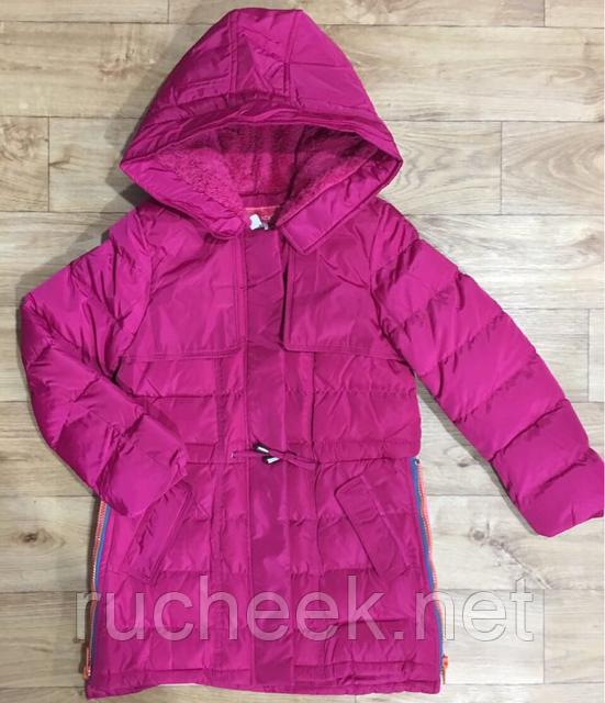 Куртка удлиненная для девочки 8 - 14 лет, ТМ Grace G50681, Венгрия 8 л
