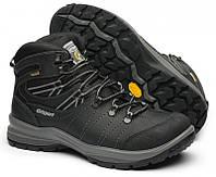 Мужские зимние ботинки Grisport черные
