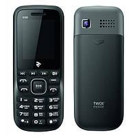 """Бабушкофон 2E E180 Dual Sim Grey серый (2SIM) 1,77"""" 32/32МB+SD 0,3Мп  оригинал Гарантия!"""