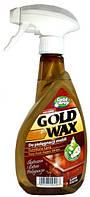 Gold wax  Ридина для догляду за меблями, екологично чистий, спрей 400 мл