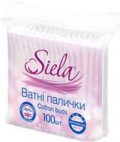 Ватные палочки Siela 100 шт
