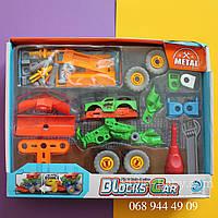Конструктор Машина коробка 34*7*26 см