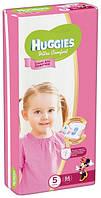 Huggies Ultra Comfort для девочек 5 (12-22кг) 64шт. Россия