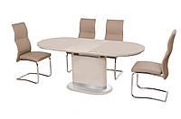 Стол кухонный обеденный капучино TМ-56, фото 1