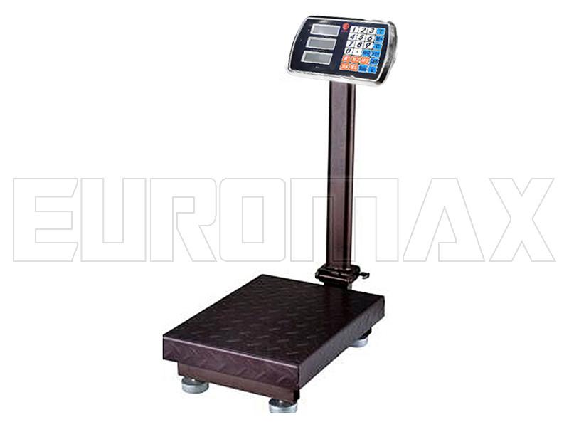 Весы электронные торговые BITEK 300кг с усиленной платформой 40х50см YZ-909-G6S-300kg