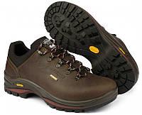 Кожаные ботинки мужские зимние Гритекс термо спортивная классика