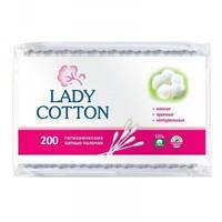 Ватные палочки Lady Cotton 200 шт