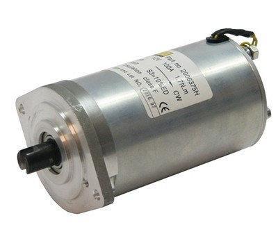 Электродвигатель 12V - 0,8 KW Haco