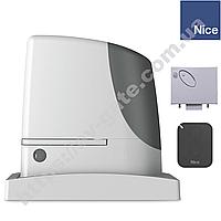 Комплект автоматики Nice для отканых ворот (массой до 2500 кг) RUN 2500 KCE