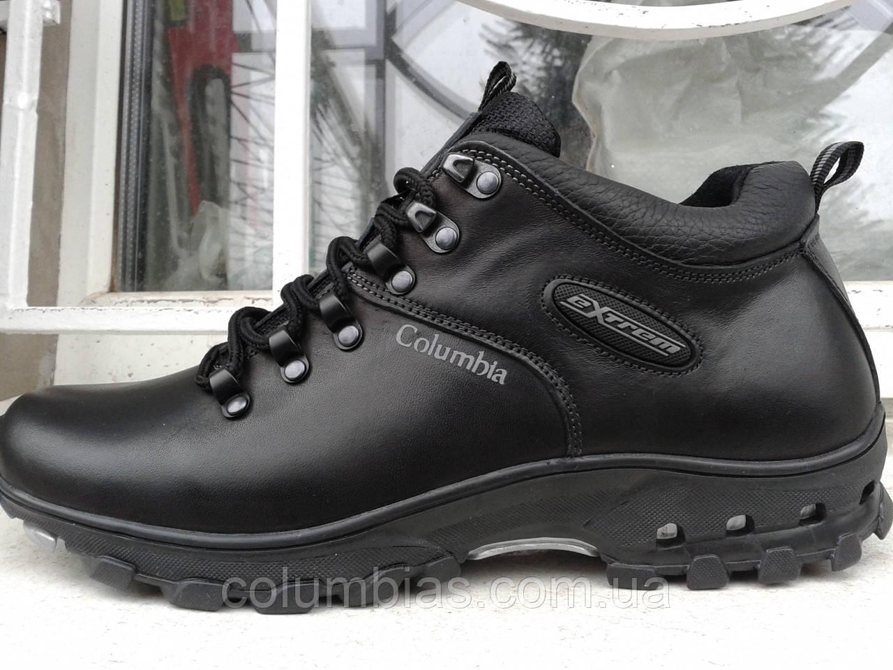 Мужские кожаные ботинки Columвia RT 3