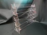 Подставка под лак для ногтей 5 ярусов, фото 1