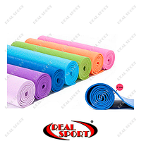 Коврик для йоги и фитнеса FI-4986 Yoga mat PVC