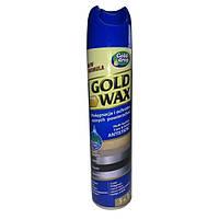 Gold wax  Ридина для догляду за меблями, Антистатик 250 мл