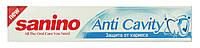 Зубная паста Sanino Anti Cavity защита от кариеса 100 мл