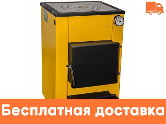 Котлы Буран мини твердотопливный 12П. Бесплатная доставка!, фото 2
