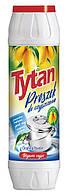 Чистящий и моющий порошок Tytan (лимон), 500г
