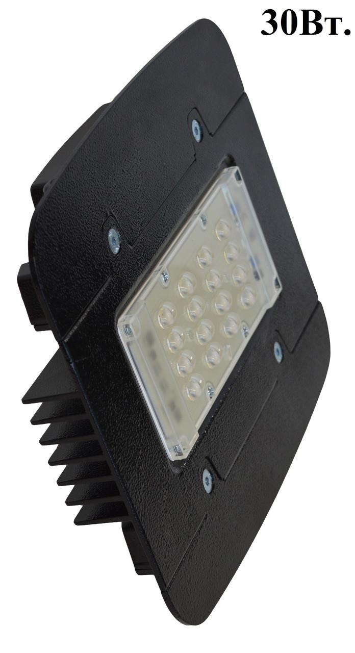 Промышленный светодиодный светильник LED - 30 Вт, 3 600 Лм (52 У)