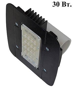 Уличный светодиодный светильник LED - 30 Вт, 3 600 Лм (52 У), фото 2