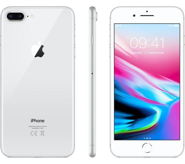 Apple iPhone 8 256Gb Silver (MQ7G2)