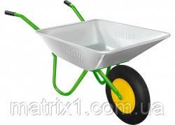 Тачка садовая, грузоподъемность 100 кг, объем 65 л Palisad 689128