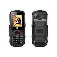 """Неубиваемый телефон 2E R180 Dual Sim Black черный IP68 (2SIM) 1,77"""" 32/32МB+SD 0,3Мп  оригинал Гарантия!"""