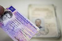 Купить водительское удостоверение, права Литвы все категории