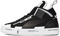 Мужские кроссовки Puma Court Play x UEG Black/White
