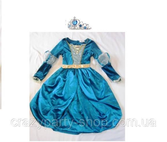 Костюм карнавальный Принцесса 128 см лицензионный