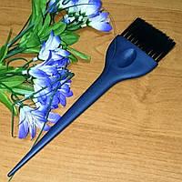 Профессиональная кисточка для окрашивания волос, черная, Китай