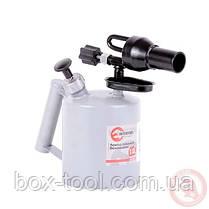 Лампа паяльная бензиновая 1.0 л INTERTOOL GB-0031, фото 2