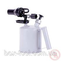 Лампа паяльная бензиновая 1.0 л INTERTOOL GB-0031, фото 3