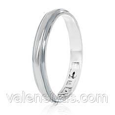 Серебряное кольцо К2/402
