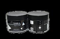 Черная сахарная паста TERRA Black Soft Plus №3 ( средне -мягкая) 400 г