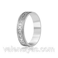 Серебряное кольцо-оберег Спаси и Сохрани К2/406