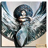 Набор для создания картины в технике Папертоль PT150129. ВАЛЬКИРИЯ КРИСТ