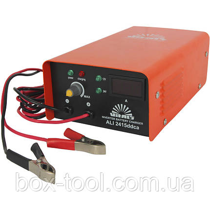 Зарядное устройство Vitals ALI 2415ddca, фото 2